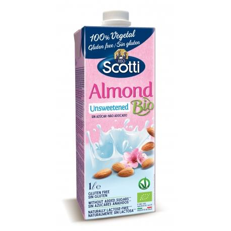 Image for Riso Scotti Almond Unsweetned Drink 1L.