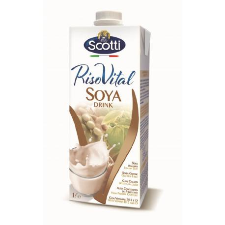 Image for Riso Scotti Soy Drink 1L.
