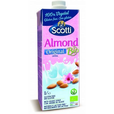 Riso Scotti Almond Original Drink 1L