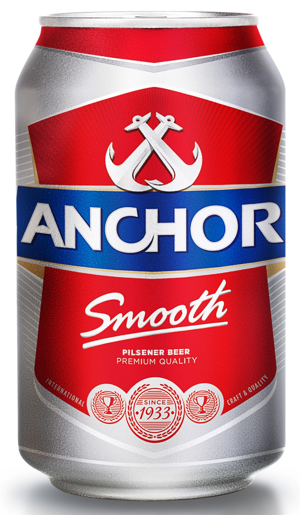 Anchor Smooth (available in different sizes)