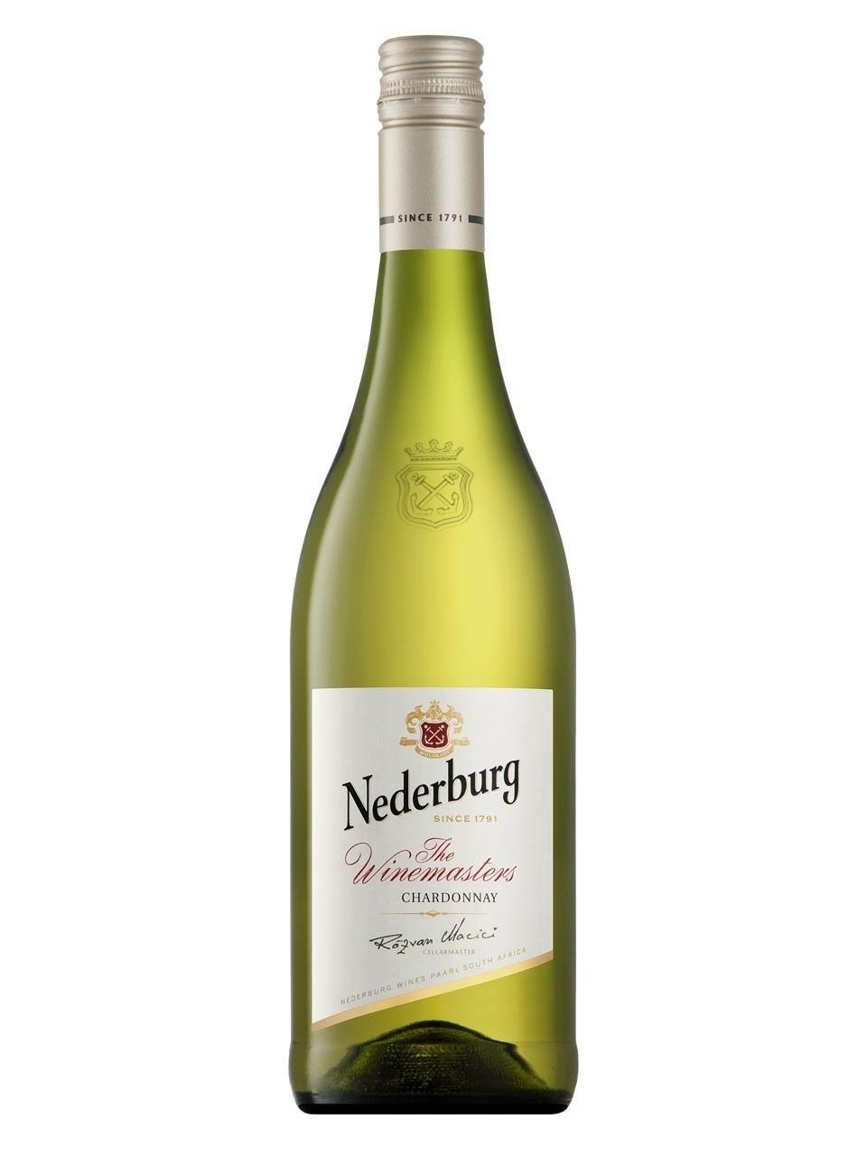Nederburg Wine Master Reserve Chardonnay 750ml