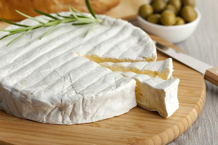 Image for Brie Cheese 125g Wheel