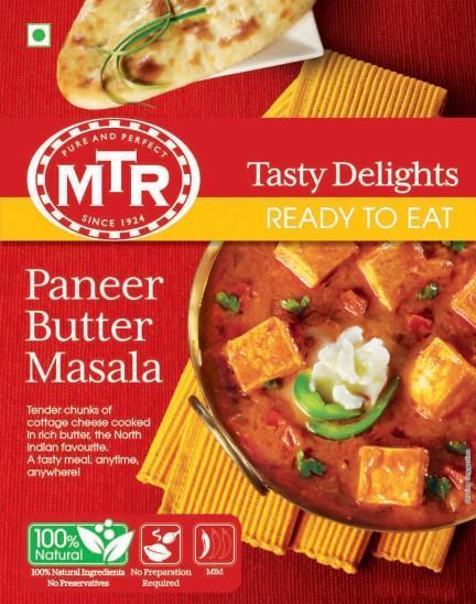 MTR PANEER BUTTER MASALA MIX (300g)