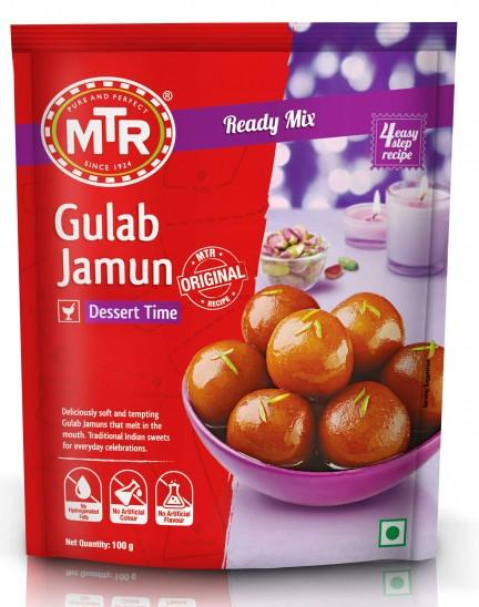MTR GULAB JAMUN MIX (200g)