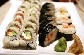 Crunchy Spicy Salmon Roll