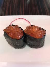 Salmon Roe Nigiri