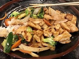 Chicken Teriyaki Entree