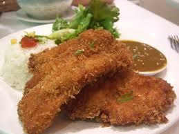 Katsu Chicken - Kids