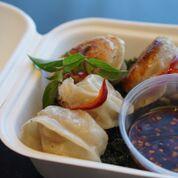 Pork & Shrimp Dumplings